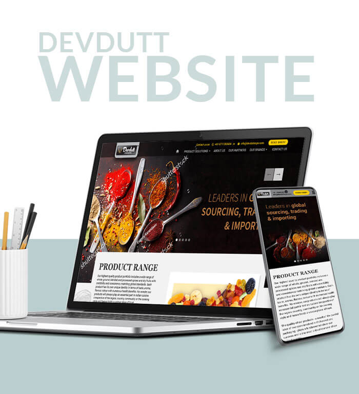 DEVDUTT Website